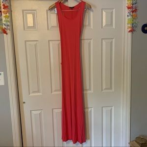 Cassandra Pink Maxi Dress Size Small